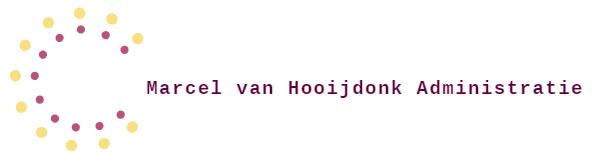Administratiekantoor Marcel van Hooijdonk